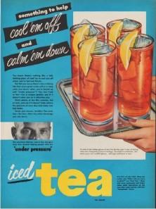 iced tea ad