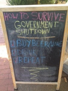 survive shutdown
