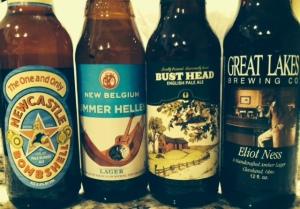 spring summer beers 2014